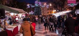 Els autobusos gratuïts per anar a Ontinyent en Nadal passaran per 14 municipis de la comarca
