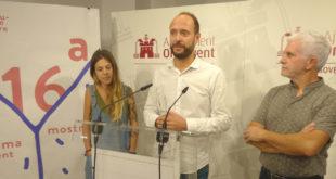 La precandidata als Oscar Carla Simón participarà en la Mostra de Cinema d'Ontinyent
