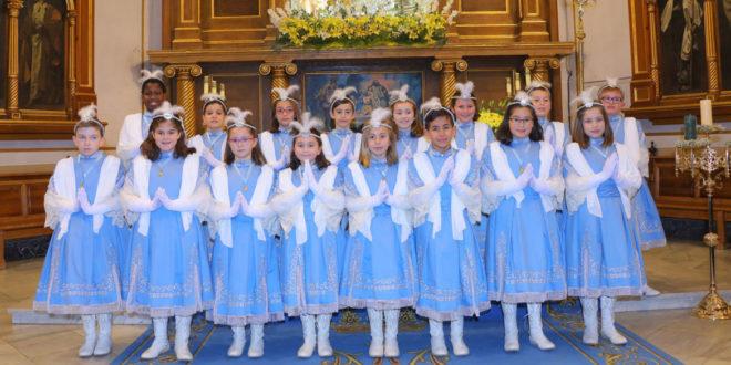 Les festes de la Puríssima no tindrán Angelets aquest 2020
