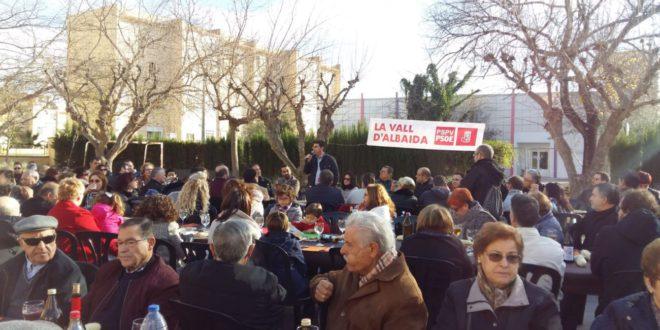 """Jorge Rodríguez destaca que """"és essencial que els socialistes continuen governant en la C. Valenciana"""""""