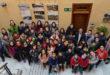 50 Alumnes del Col·legi Martínez Valls visiten l'Ajuntament d'Ontinyent