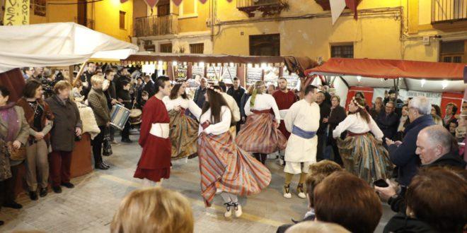 """El pregó obri un """"Ontinyent Medieval"""" ple d'activitats"""