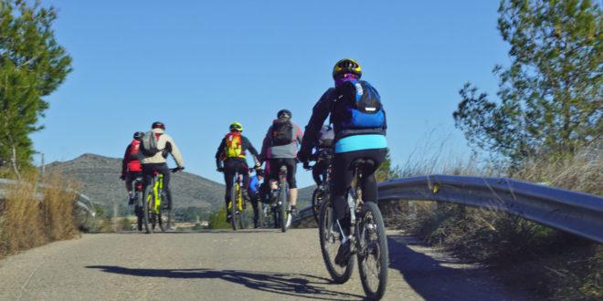 La Vall d'Albaida aposta pel cicloturisme com a atractiu turístic vertebrador de la comarca