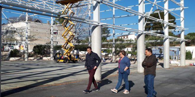 """Jorge Rodríguez: """"Sant Rafel és ara un barri amb més i millors serveis, i anem a seguir treballant per millorar-lo"""""""