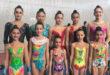8 gimnastes del club esportiu Ontinyent al campionat d'Espanya