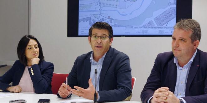 Foment concedeix 982.000 euros per a la Restauració de la Muralla de La Vila