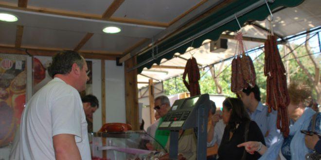 'Embotits Tradicionals i Artesanals d'Ontinyent' participa en la 31 Mostra d'Aliments Tradicionals