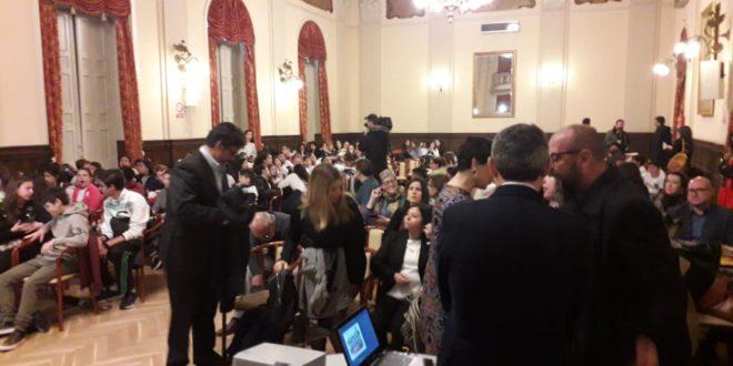 Alumnat de l'IES Jaume I participa en el Congrés Internacional de Ciudad Real