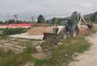 Ontinyent inicia les obres de la nova zona d'oci esportiu junt a Benarrai