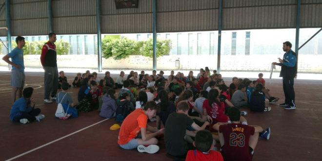 L'Escola d'Estiu del Club Martínez Valls Bàsquet compleix 20 anys
