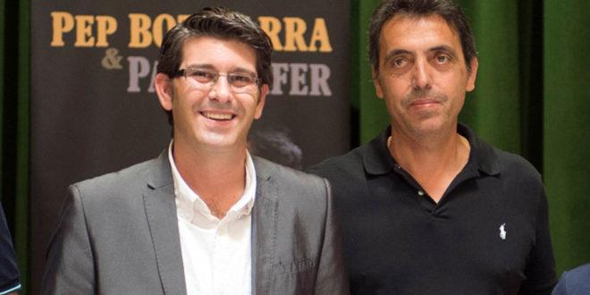 """Pep Gimeno """"Botifarra"""" s'uneix a la campanya de Jorge Rodríguez"""