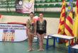 Alba Pastor i Natàlia Cerdà classificades al campionat d'equips provincial