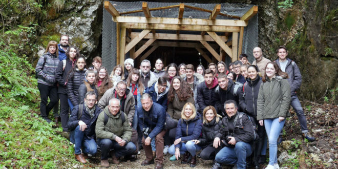 Alumnes de L'IES Pou Clar visiten Mauthausen