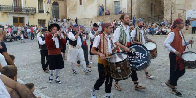 Albaida acull el 21 Aplec de la FVDiT per celebrar l'aniversari del Raval Jussà