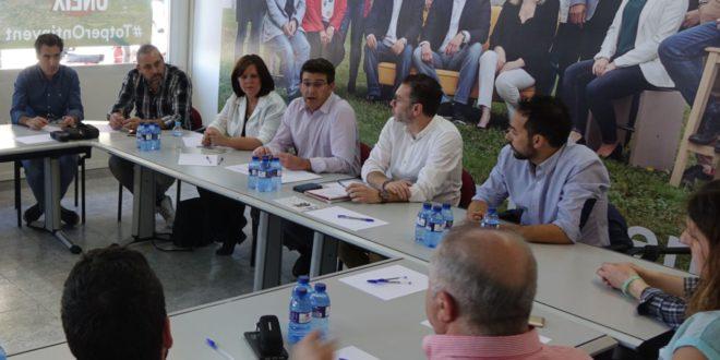 La Vall Ens Uneix acorda amb els hostelers crear una nova marca gastronòmica d'Ontinyent