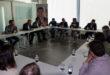 Rodríguez presenta a l'empresariat d'Ontinyent un nou programa de treball jove i per a majors de 45 anys