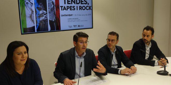 La VIII Fira de Tendes, Tapes i Rock convertirà Ontinyent en un centre comercial a cel obert