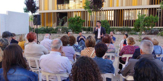 Jorge Rodríguez anuncia la creació d'un Parc Científic de la UV al Campus d'Ontinyent