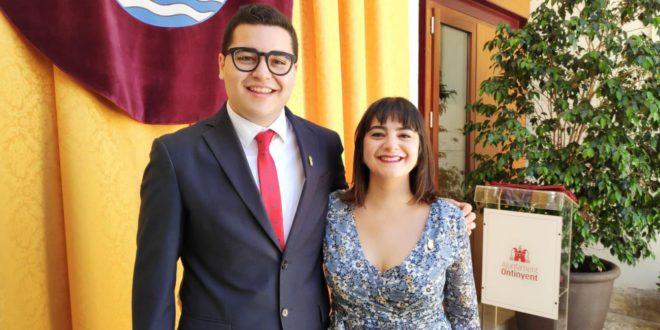 Nico Calabuig i Paloma Alberola gestionaran les regidories de Consum i Arxiu