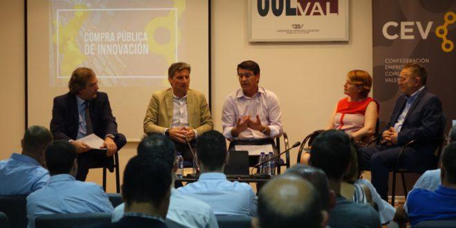 COEVAL organitza una jornada sobre Compra Pública Innovadora