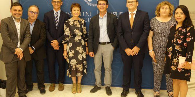 El Campus d'Ontinyent serà la seu de la primera xarxa espanyola d'investigació en ciclisme i dona