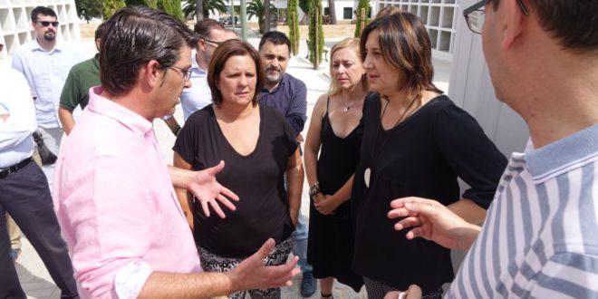 Rosa Pérez Garijo: 'Els treballs fets a Ontinyent són exemple de justícia, memòria i reparació'