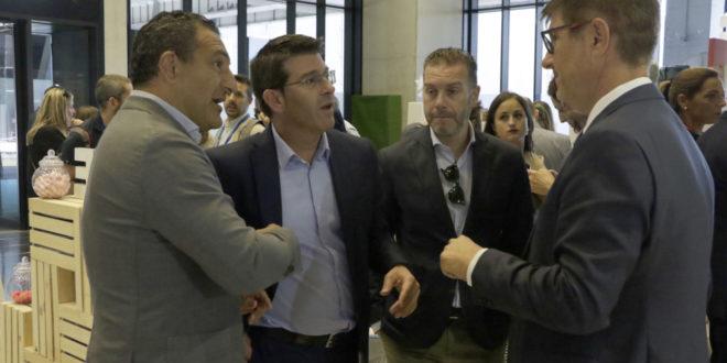 """Rodríguez: """"el textil és el present però també serà el futur de la ciutat"""""""