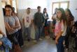 La residència per a estudiantat universitari d'Ontinyent penja el cartell de completa