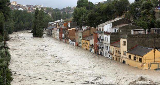 Ontinyent sol·licitarà la declaració de zona catastròfica per les pluges