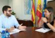 Calabuig tracta les línies de treball de la Regidoria de Consum amb la Directora General Rosana Seguí
