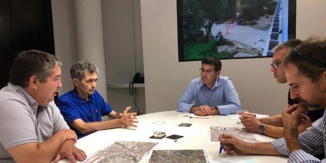 Generalitat invertirà 1 milió d'euros en donar solució d'urgència als col·lectors d'Ontinyent