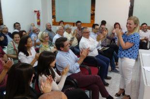Natàlia Enguix elegida secretària general de La Vall Ens Uneix