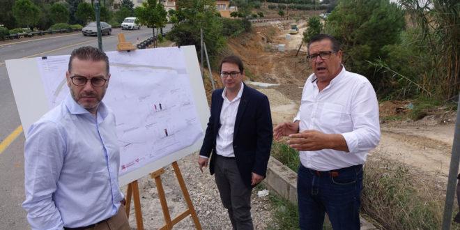 Una passarel·la de vianants connectarà el casc urbà amb el polígon S. Vicent