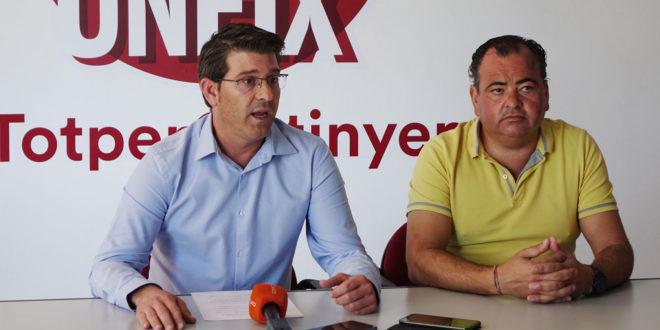 """Jorge Rodríguez presenta l'estructura orgànica de La Vall Ens Uneix com a partit """"independent, transversal i amb clara vocació comarcalista"""""""