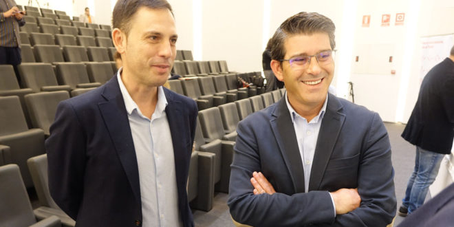 Jorge Rodríguez i Miquel Lorente inauguren a Ontinyent el IV Workshop d'Economia Valenciana