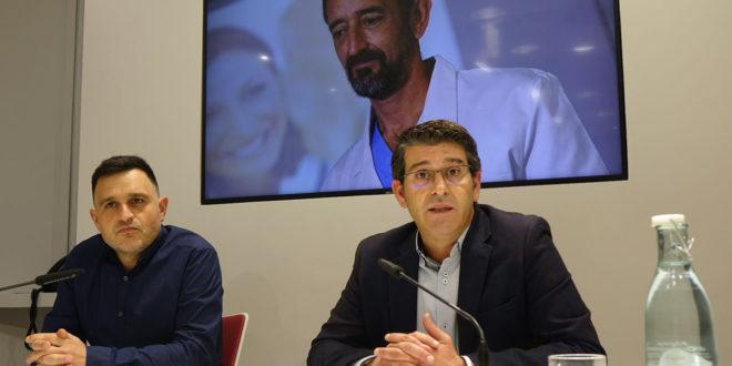 Pedro Cavadas obrirà el curs acadèmic 2019/2020 al Campus d'Ontinyent