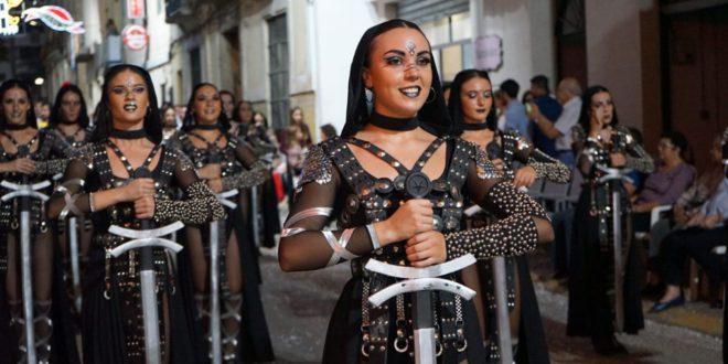 Les festes de Moros i Cristians d'Albaida atrauen milers de visitants