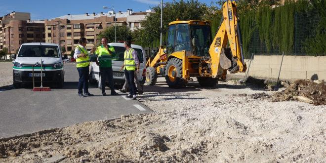 S'inicien les obres per previndre inundacions a Benarrai