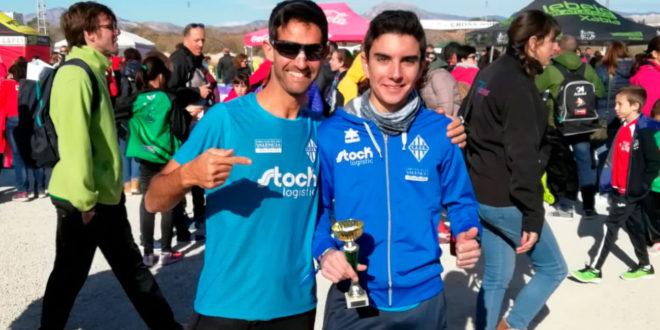 Tres podiums a Sant Joan en l'inici de la temporada de cross