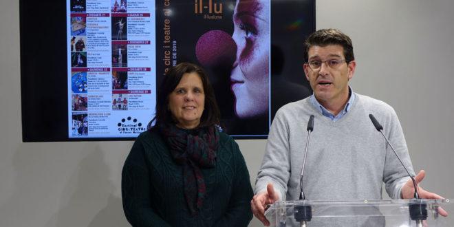 11 companyies nacionals i internacionals participaran al VIII Festival de Circ i Teatre