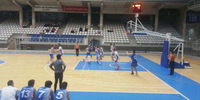 El club Martínez Valls bàsquet, dues cites per recuperar el lideratge