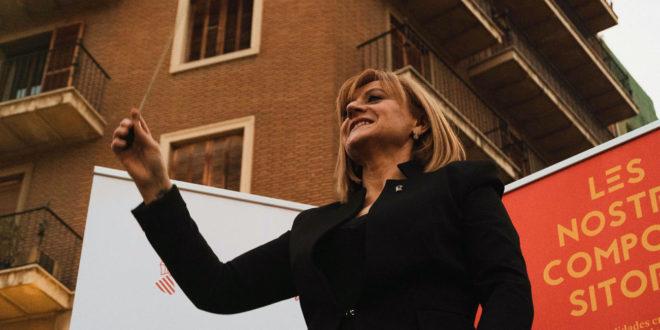 Inma Mateu es nombrada directora de la Banda Simfònica de Dones de la FSMCV per al 2020