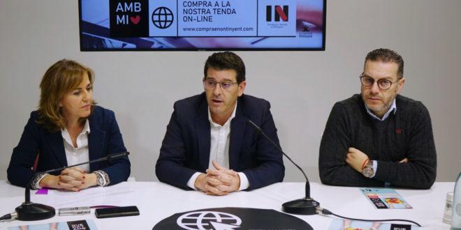 Activada la primera plataforma de compres de comerç local de la Comunitat Valenciana a Ontinyent