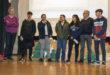 """Ángel Cano guanya el primer premi del concurs """"Passeig literari per la Vila"""" de l'IES l'Estació"""