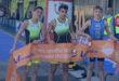 Pòdium per al club Triatló Ontinyent en la primera prova de la temporada