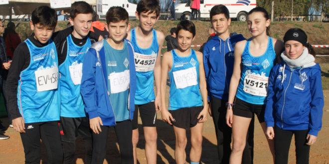 L'equip Sub14 i Ferran Reig campions provincials a l'Alcúdia
