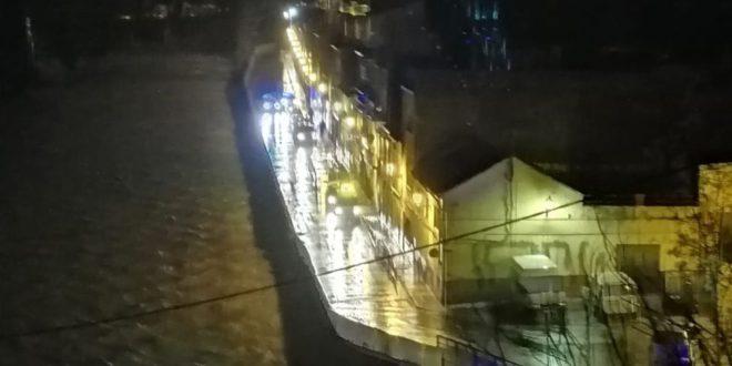 Desallotgen la Cantereria pel risc d'inundacions