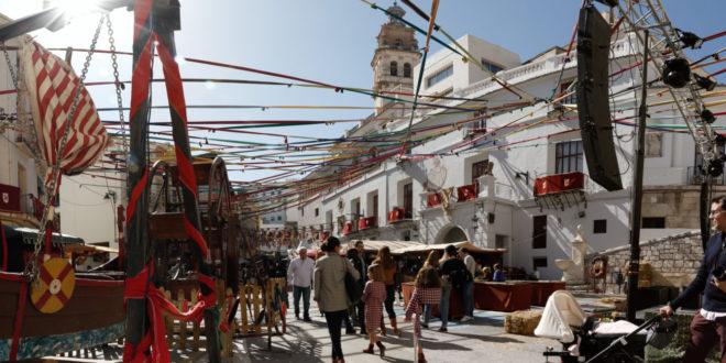El Mercat Medieval dedicarà zones a les cultures àrab, jueva i cristiana