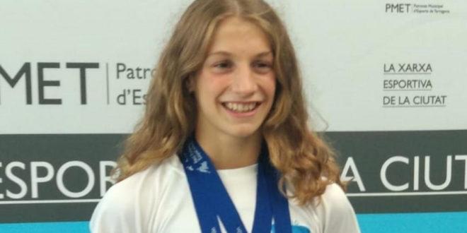 Sara Martínez aconsegueix classificar-se per al campionat d'Oviedo