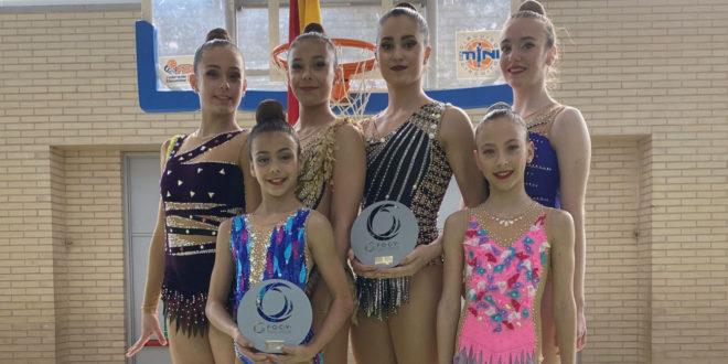 Dos pòdiums en la fase autonòmica del campionat d'Espanya per al CD Ontinyent